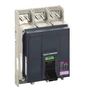 Odklopnik Compact NS1600bH 1600 A - 3 poli - fiksen - brez sprožnika