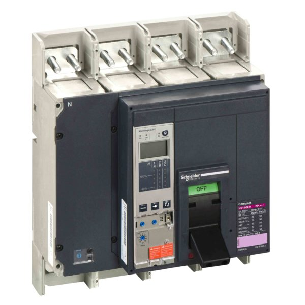 Odklopnik Compact NS1000H - Micrologic 2.0 E - 1000 A - 4 poli 4t