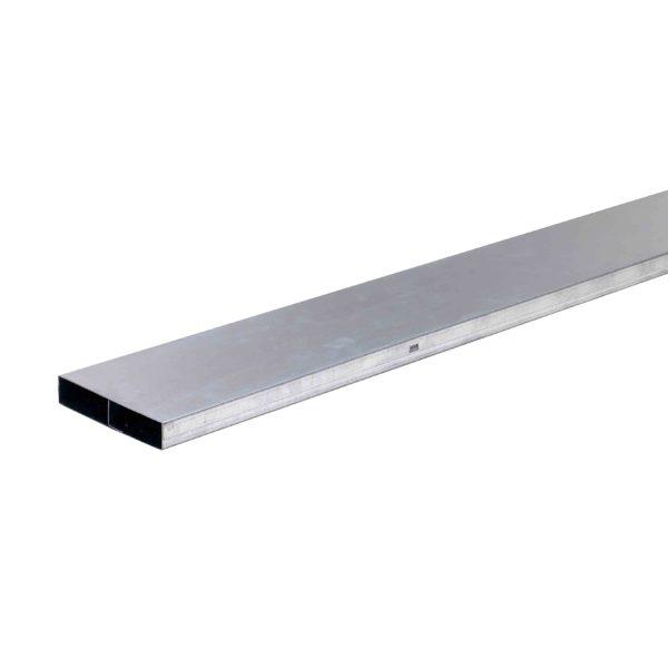 OptiLine 50 - talni kanal za talni namestitev - 2 predala - 200 x 28 mm