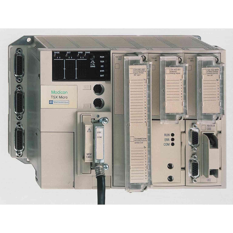 Konfiguracije TSX Micro 37 21/22 PLC
