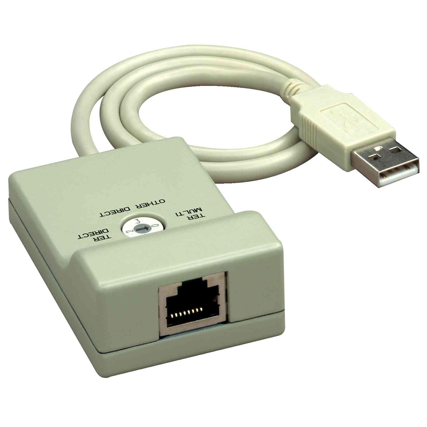 Komplet priključnega kabla za priključek PC - za Atrium/Premium - 0,4 m