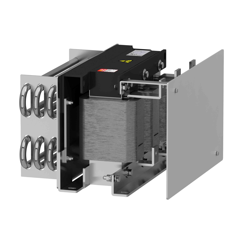 Izhodni dv/dz filter za pogon s spremenljivo hitrostjo - IP00