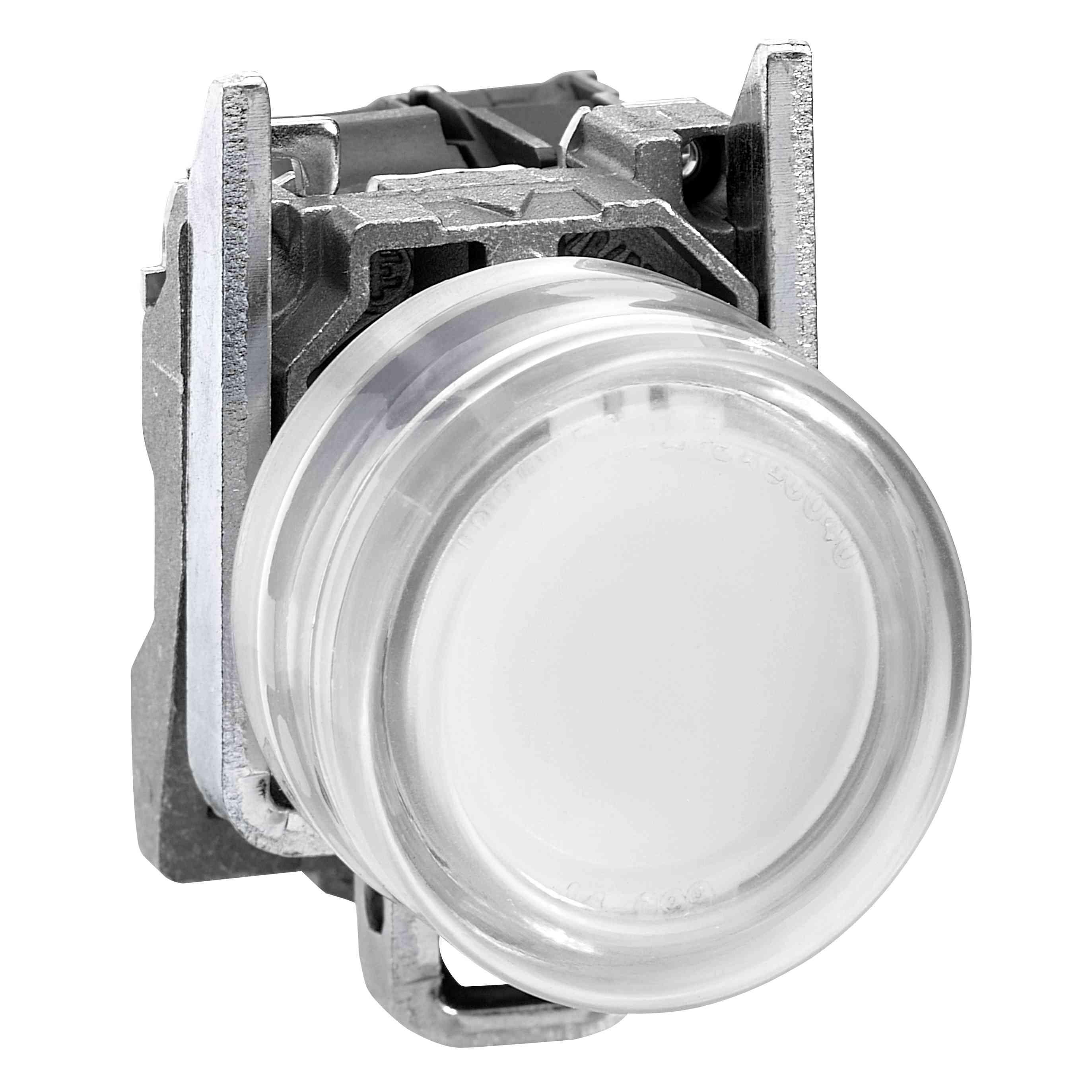Bela osvetljena tip. - Ø 22 - 48 do 120 V - ATEX