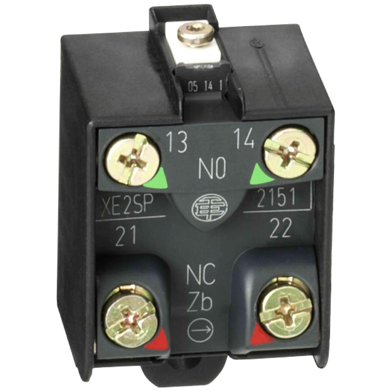 Kontaktni bloki omejitvenega stikala - 1NC+1NO - hitro proženje