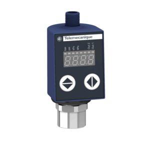 Tlačni senzorji XMLR 10 barov - G 1/4 - 24 V DC - 2 x NPN - M12
