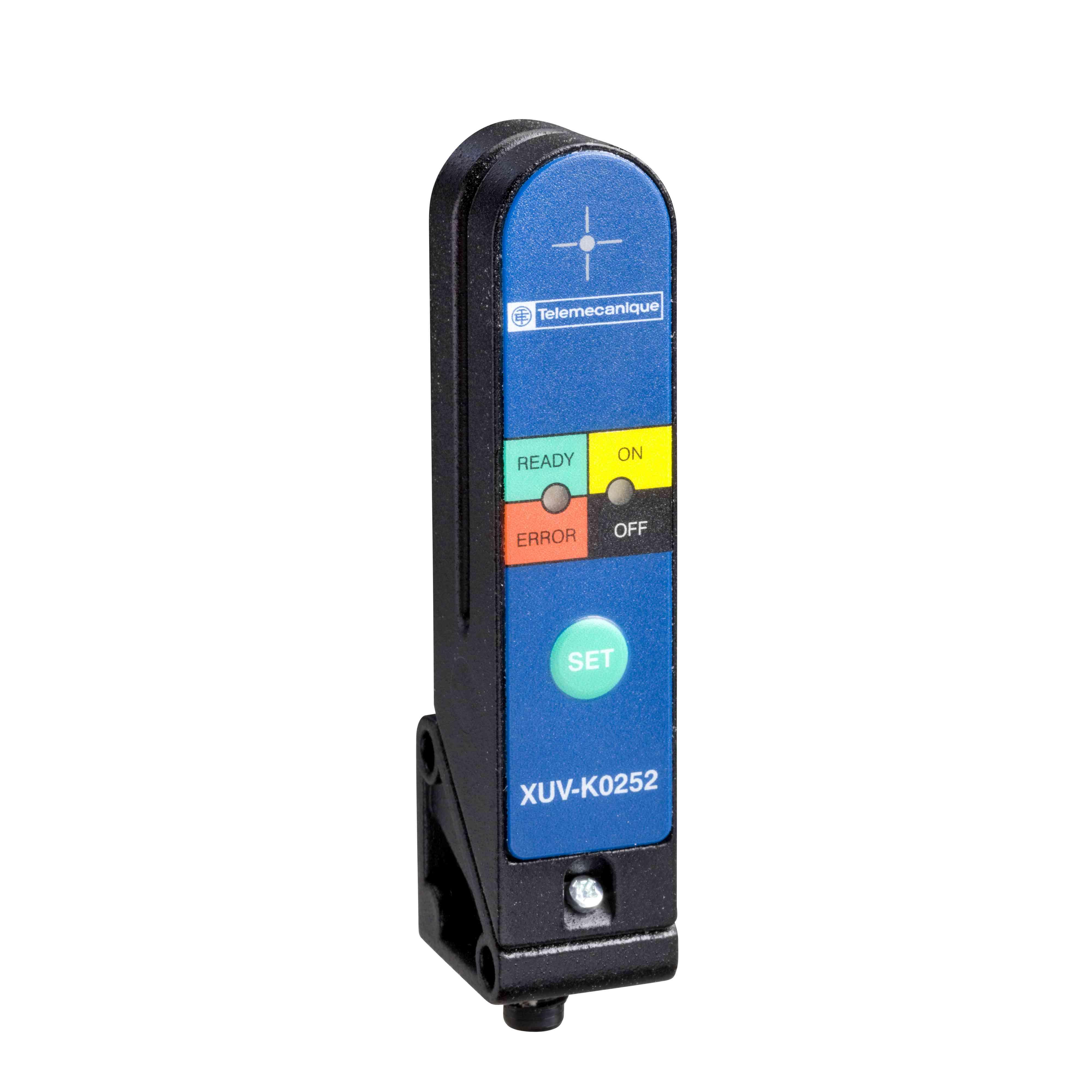 Fotoelektrični senzor - za infrardeči žarek - Sn 2 mm - NO ali NC - M8 konekt.