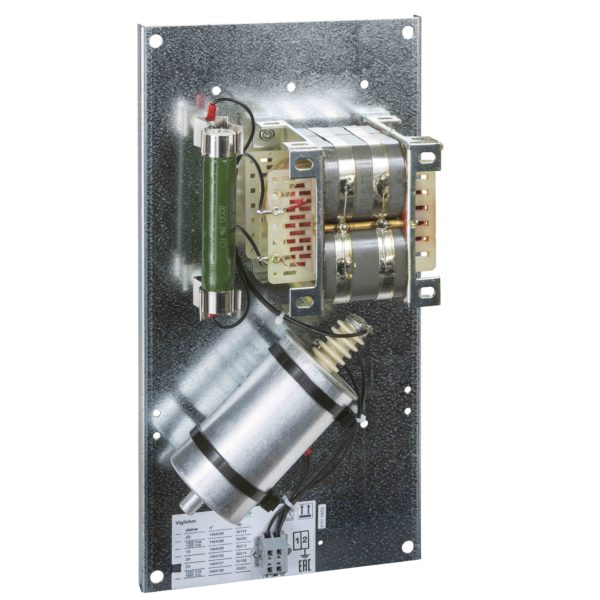 ZX omejevalna impedanca Vigilohm