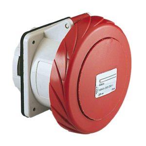 PratiKa industrijska vtičnica - 125 A - 3P + E - 380 do 415 V AC - IP67