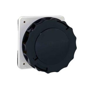 PratiKa industrijska vtičnica - 125 A - 3P + N + E - 480 do 500 V AC - IP67