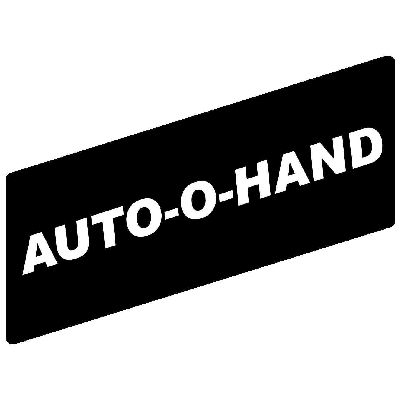 Označena legenda 8 x 27 mm za nosilec legende 30 x 40 mm - AUTO-O-HAND
