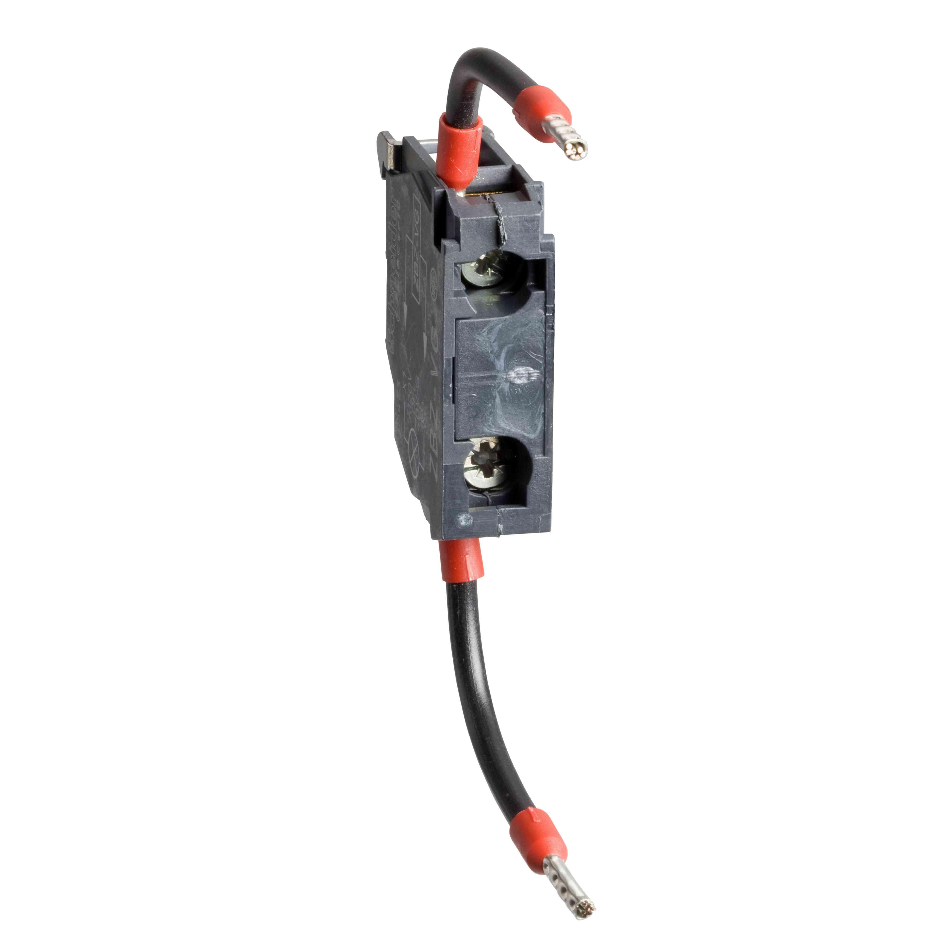 Dušilnik LED za blok z lučko in vgr. LED, 230 V - prik. z vij. objemkami