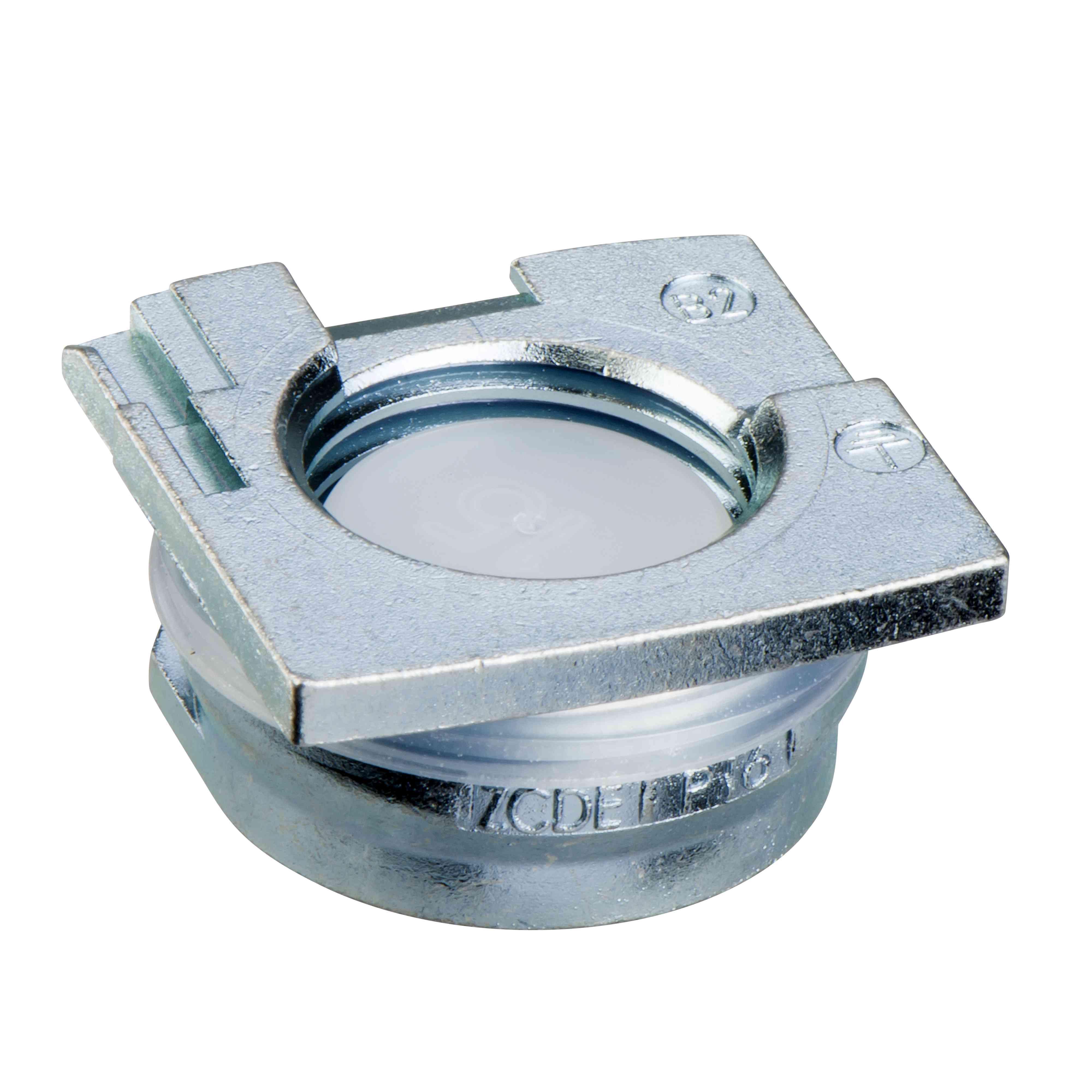 Vhod kabelske tesnilke - M16x1,5 - za omejitveno stikalo - kovinsko ohišje