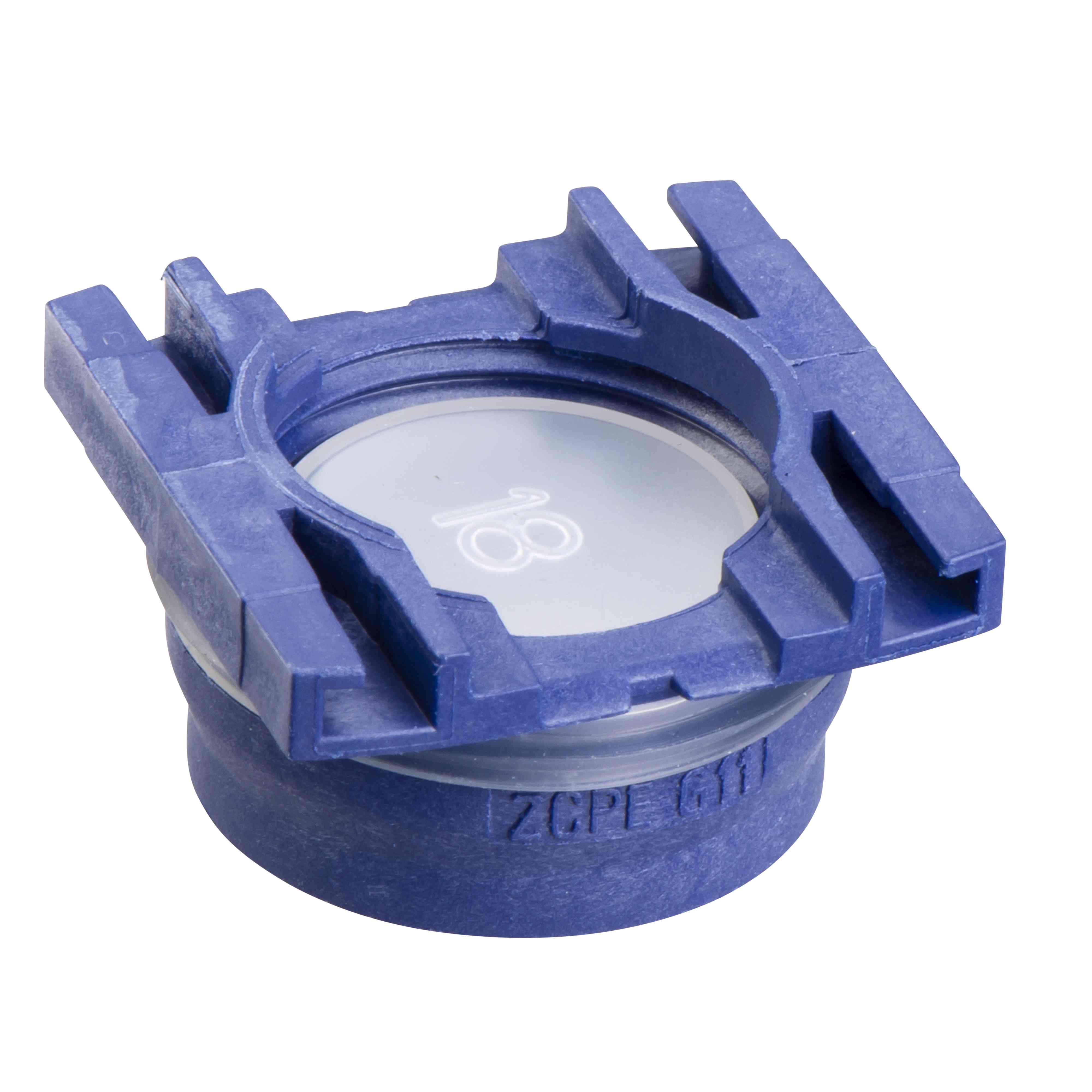 Vhod kabelske tesnilke - Pg 11 - za omejitveno stikalo - plastično ohišje