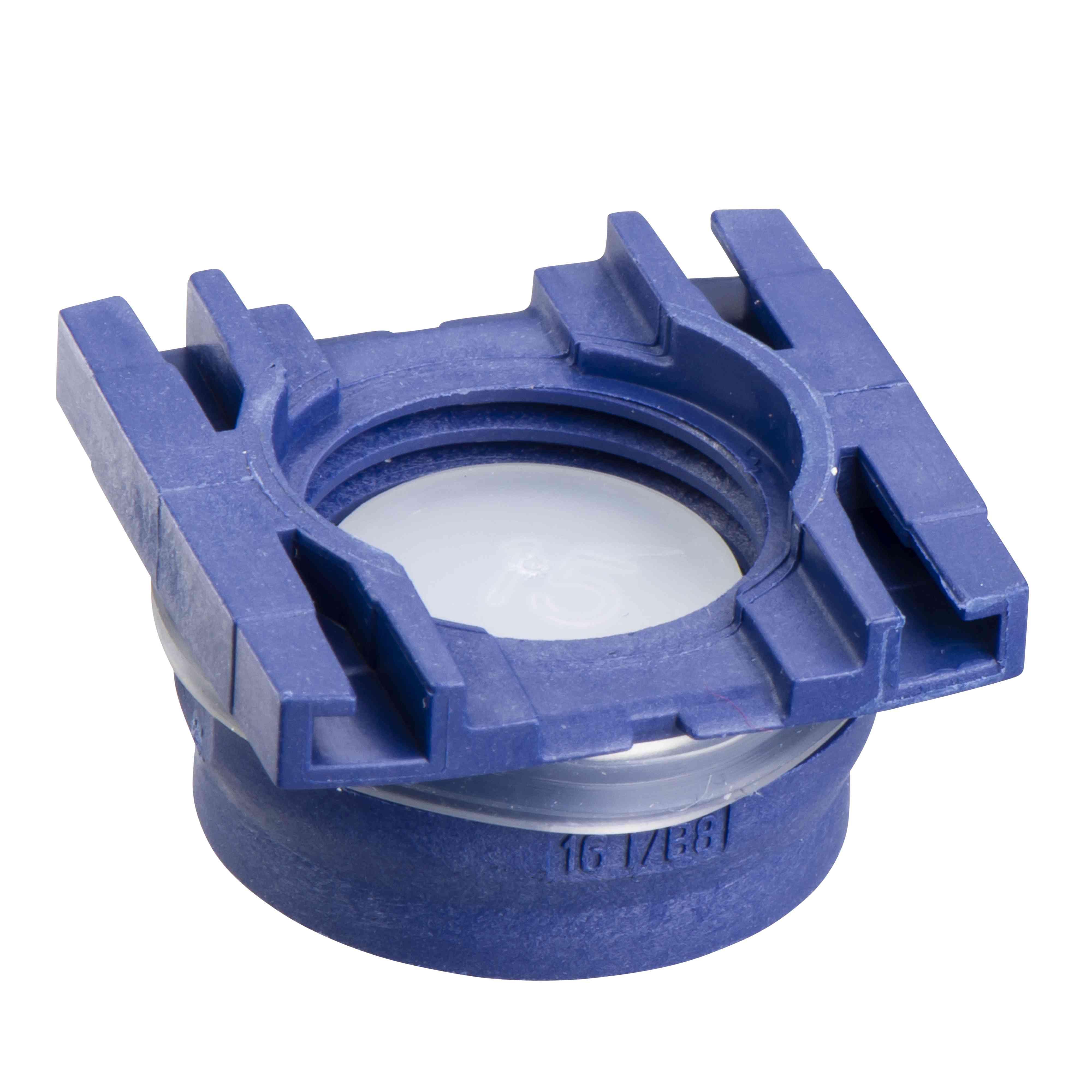 Vhod kabelske tesnilke - M16x1,5 - za omejitveno stikalo - plastično ohišje