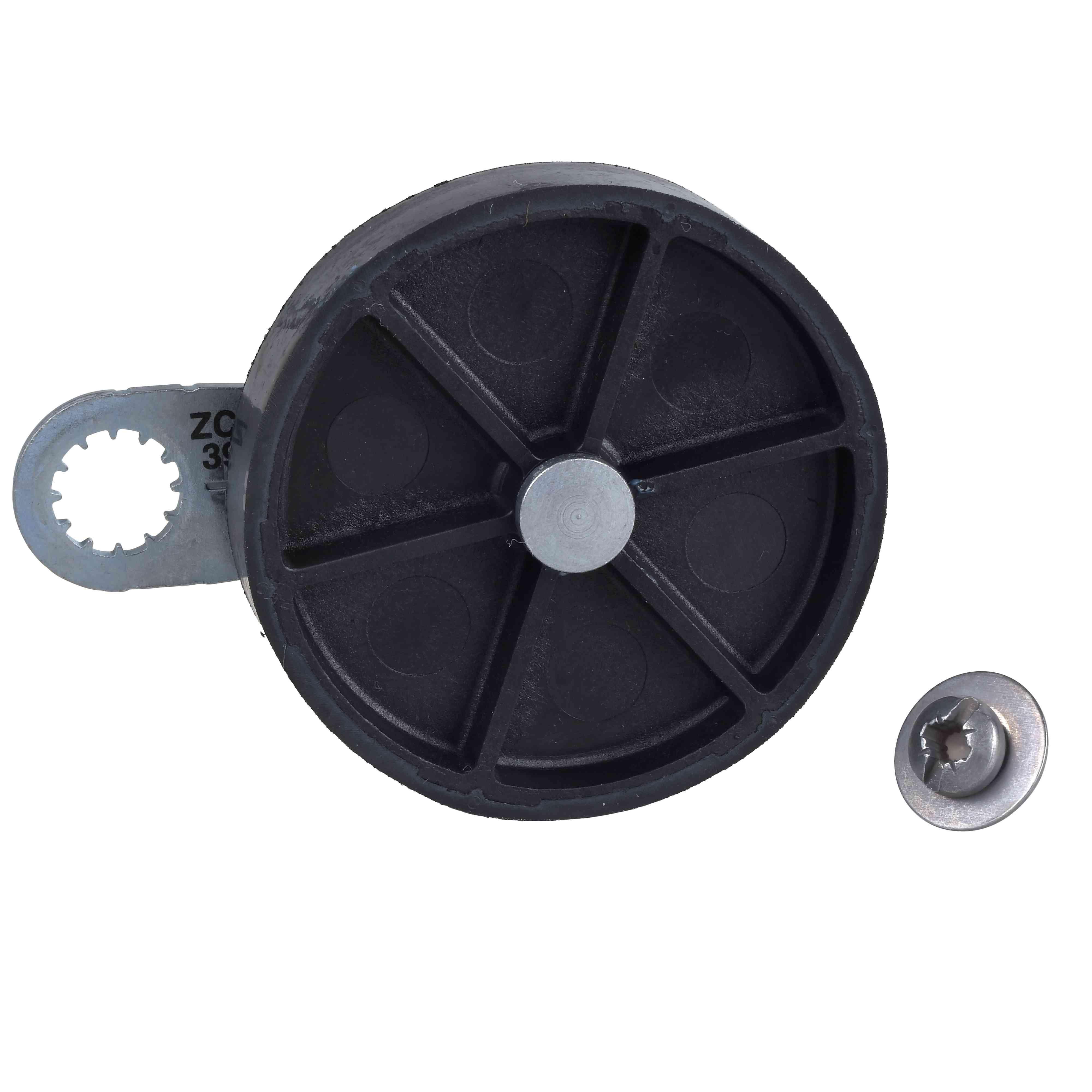 Vzvod omejitvenega stikala ZCY - termoplastični vzvod valja Ø 50 mm