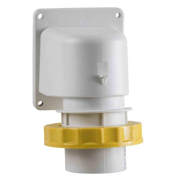 PratiKa industrijski vtič - 16 A - 3P + E - 100 do 130 V AC - IP67