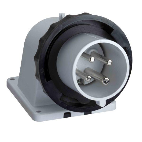 PratiKa industrijski vtič - 16 A - 3P + N + E - 480 do 500 V AC - IP67