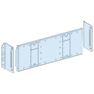 Montažna plošča EZC250, vod./navpični preklop