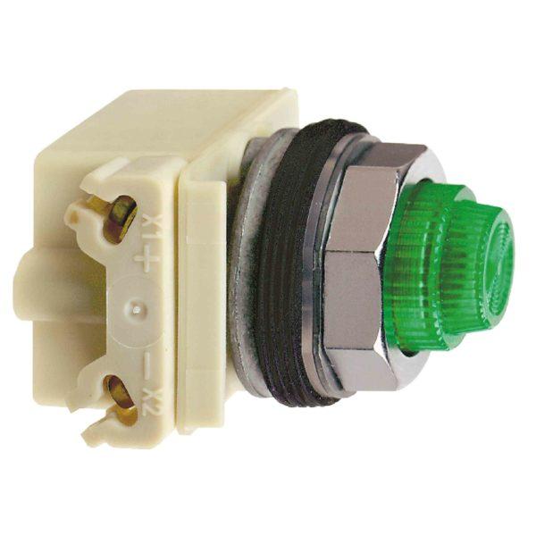 Signalna svetilka 28 V 30 MM tipa K + možnosti