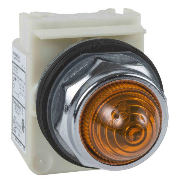 Signalna svetilka 120 V 30 MM tipa K + možnosti