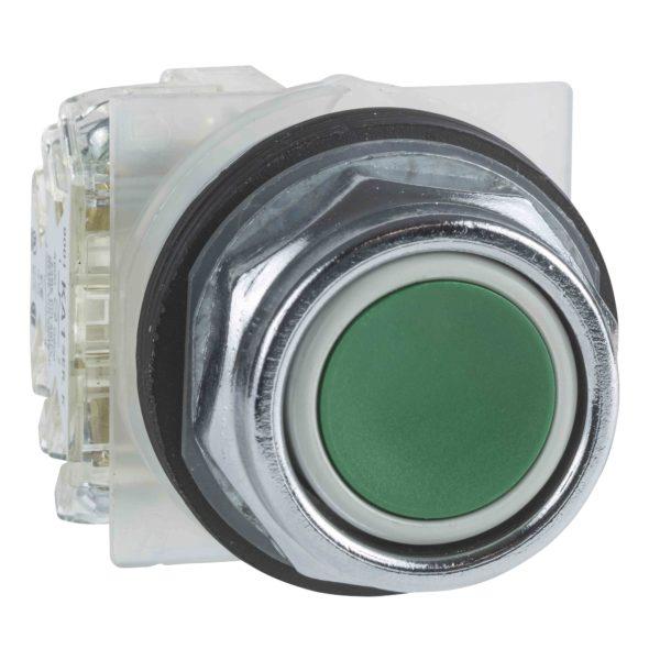 Tipka 600 V AC 10 A 30 mm tipa K