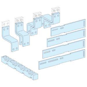 Priključek za navpični izvlečni NS/NT, 3P 1600 A, na Linergy LGY