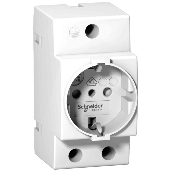 DIN vtičnica iPC - 2P + E - 16 A - 250 V AC - IEC 2316 - standardna italijanska