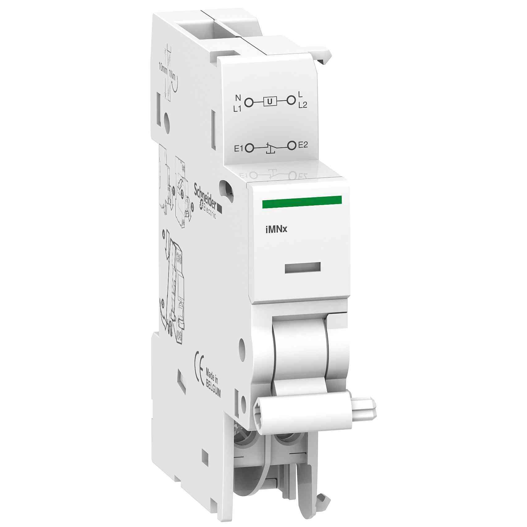 Podnap. prož. - iMNx - sprožna enota - 380 do 415 V AC