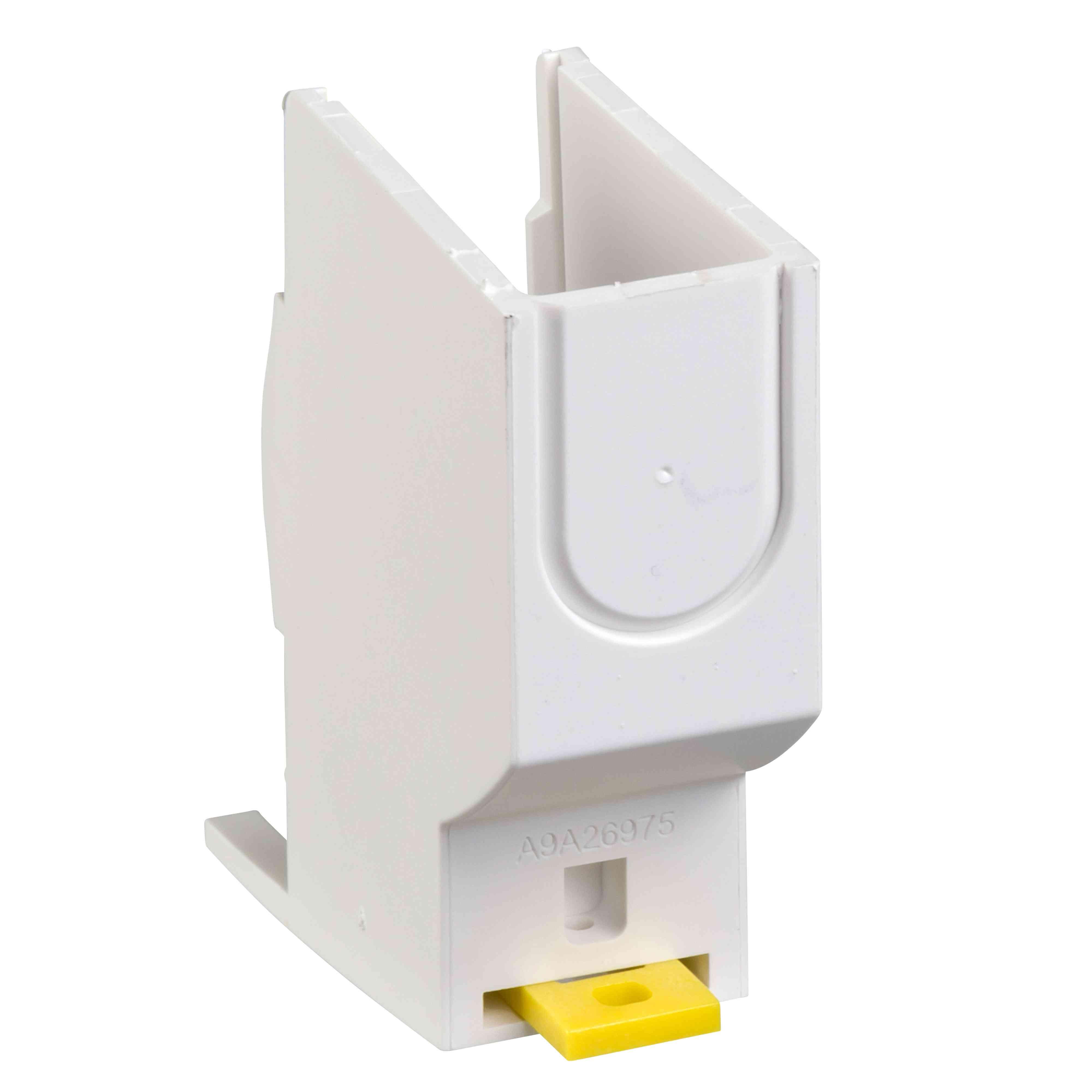 Varovalo priključka - 1 pol - 18 mm - za iC60, iID, Reflex iC60, iSW-NA
