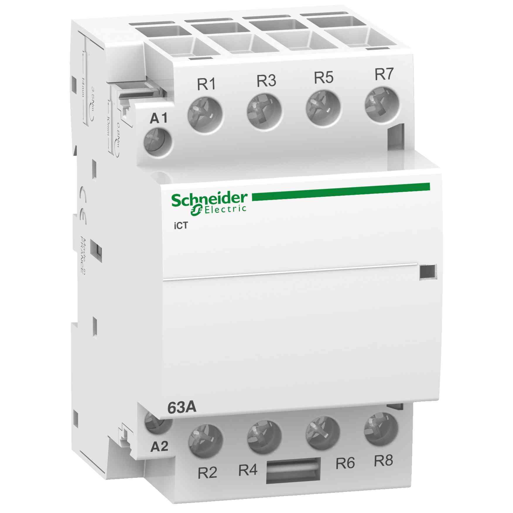 iCT 63A 4NC 24V 50Hz kontaktor