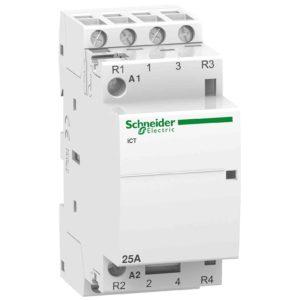 iCT 25 A 2 NO 2 NC 220 do 240 V 50 Hz kontaktor