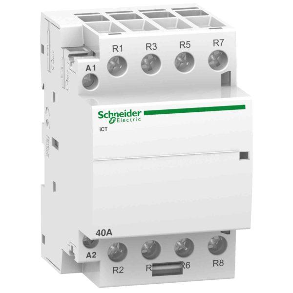 iCT 40 A 4 NC 220 do 240 V 50 Hz kontaktor