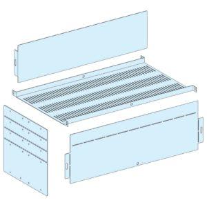 Razdelek (particija) prefabriciranih priključnih naprav >800 A Š650 G400