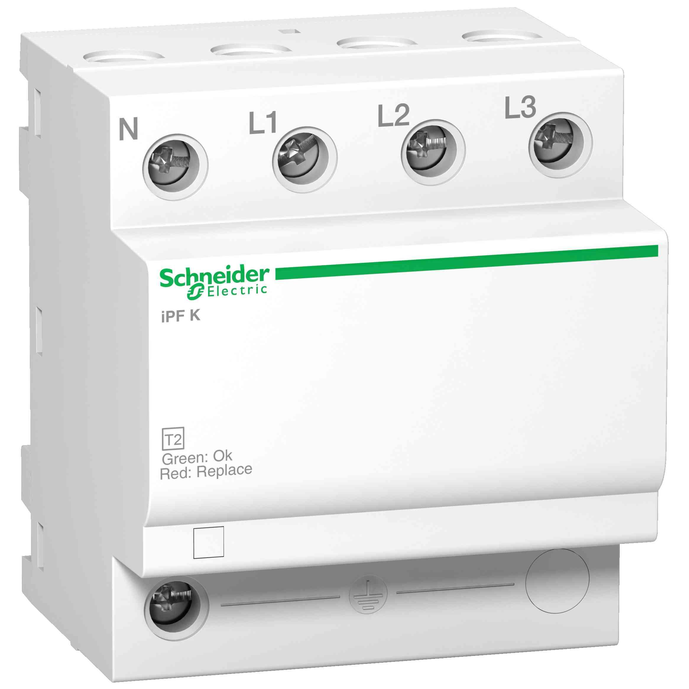 Modularna prenapetostna zaščita iPF K 65 - 3 poli + N - 340 V