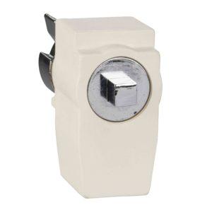 Modul cilindra s kombinacijo, 8 mm, moški, kvadratne oblike