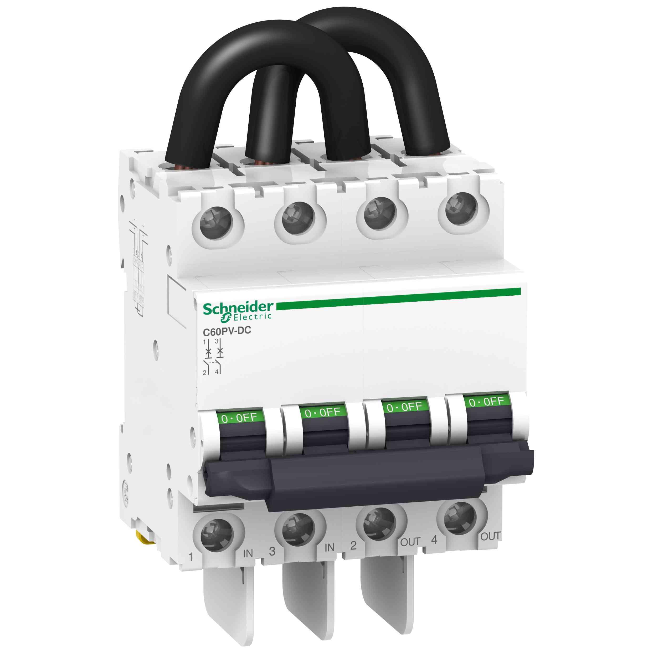 Električna zaščita in upravljanje