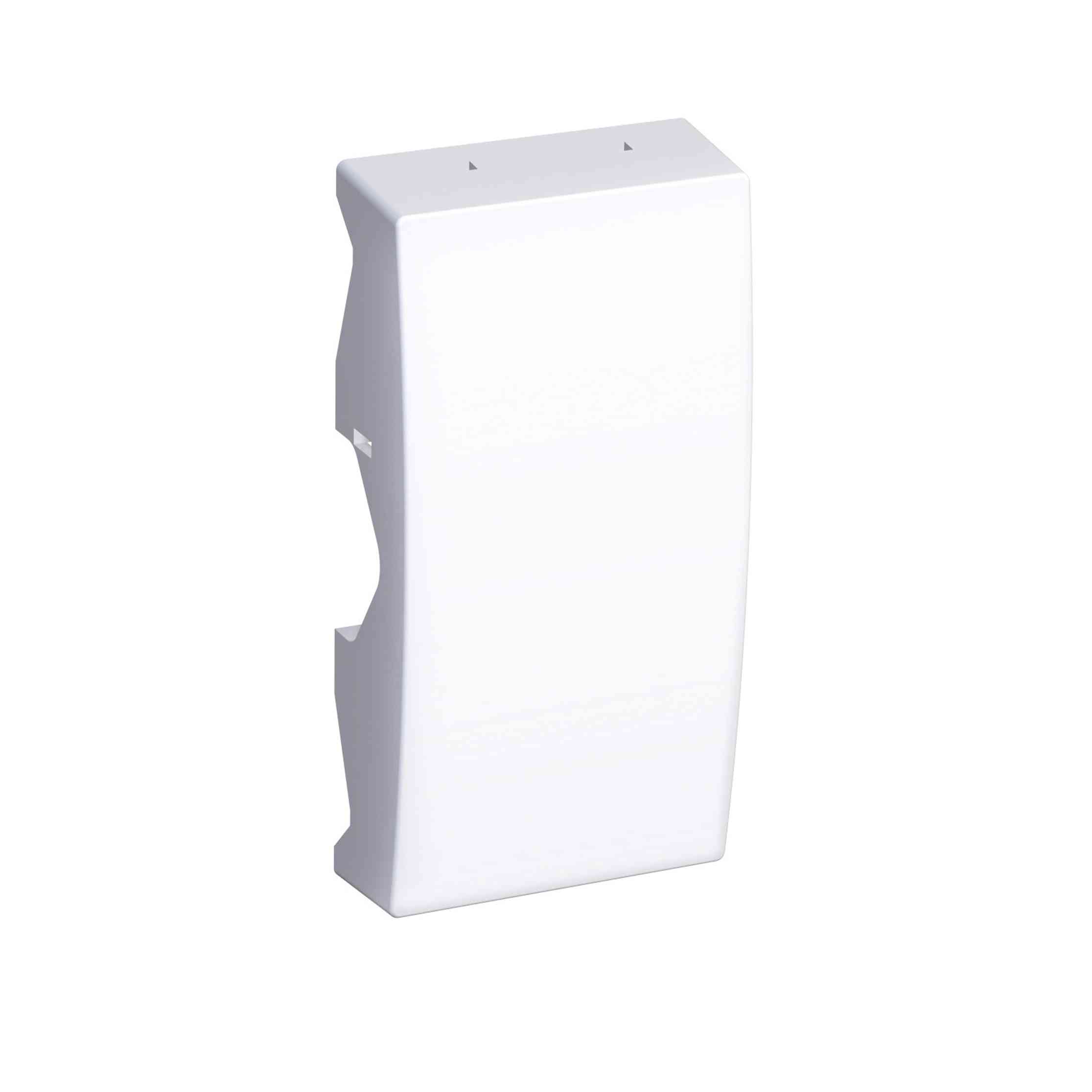 Altira - blind cover plate - 1 module - 22.5 mm - polar white