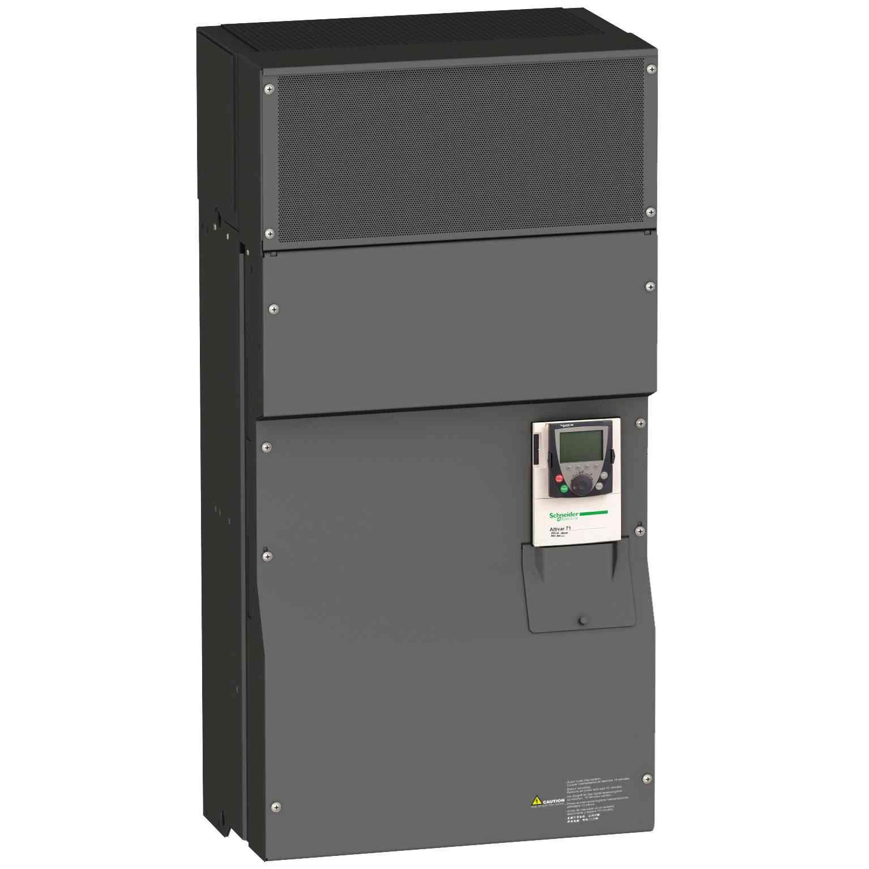 Pogon s sprem. hitr. ATV71 - 250 kW - 400 HP - 480 V - EMC fil. - graf. priklj.