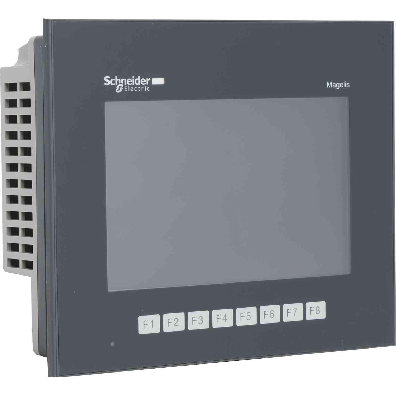 """Napredna pl. z zaslonom na dotik 800 x 480 slikovnih pik WVGA - 7,0"""" TFT - 96 MB"""