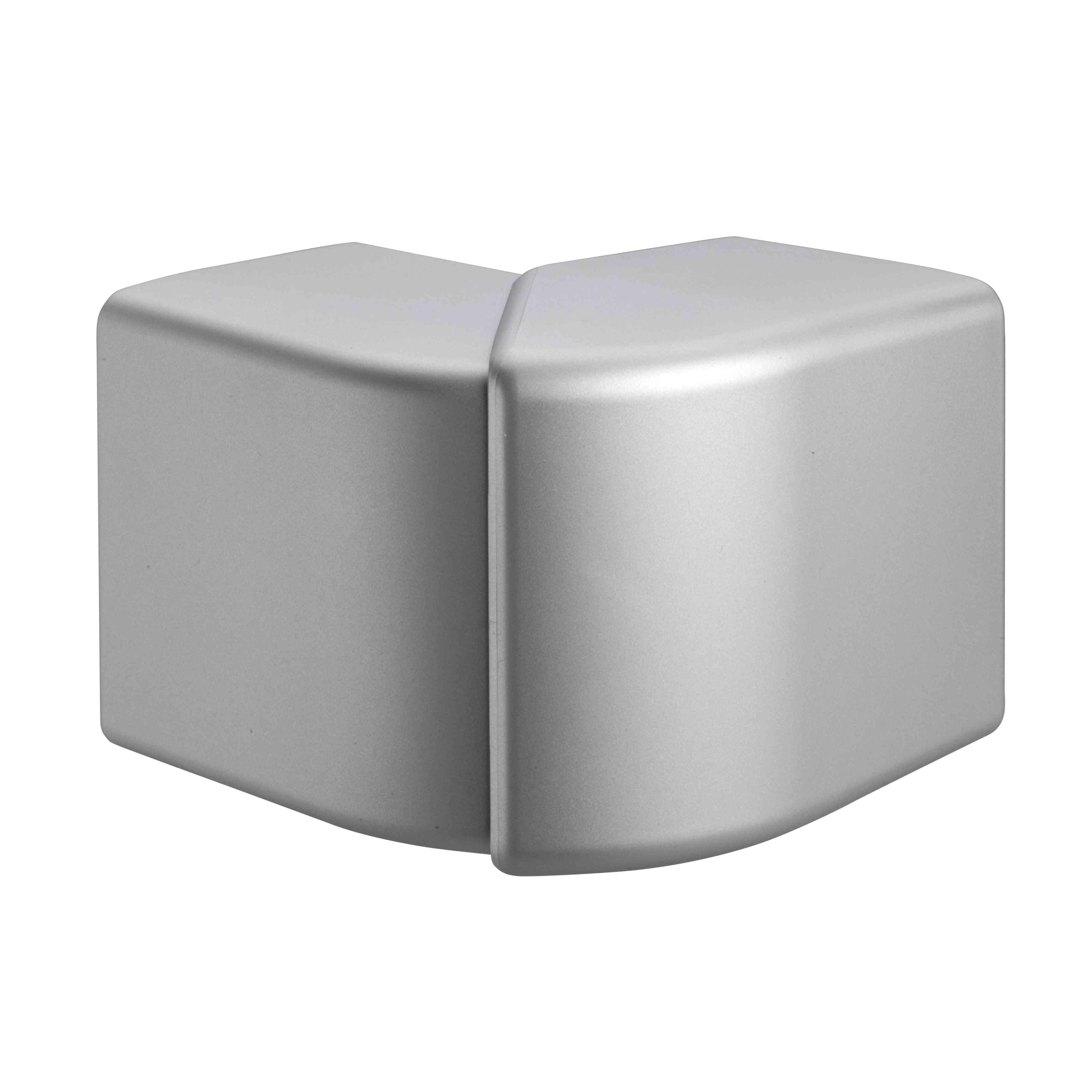 OptiLine 45 - zunanji kot - PC/ABS - al. kovinski