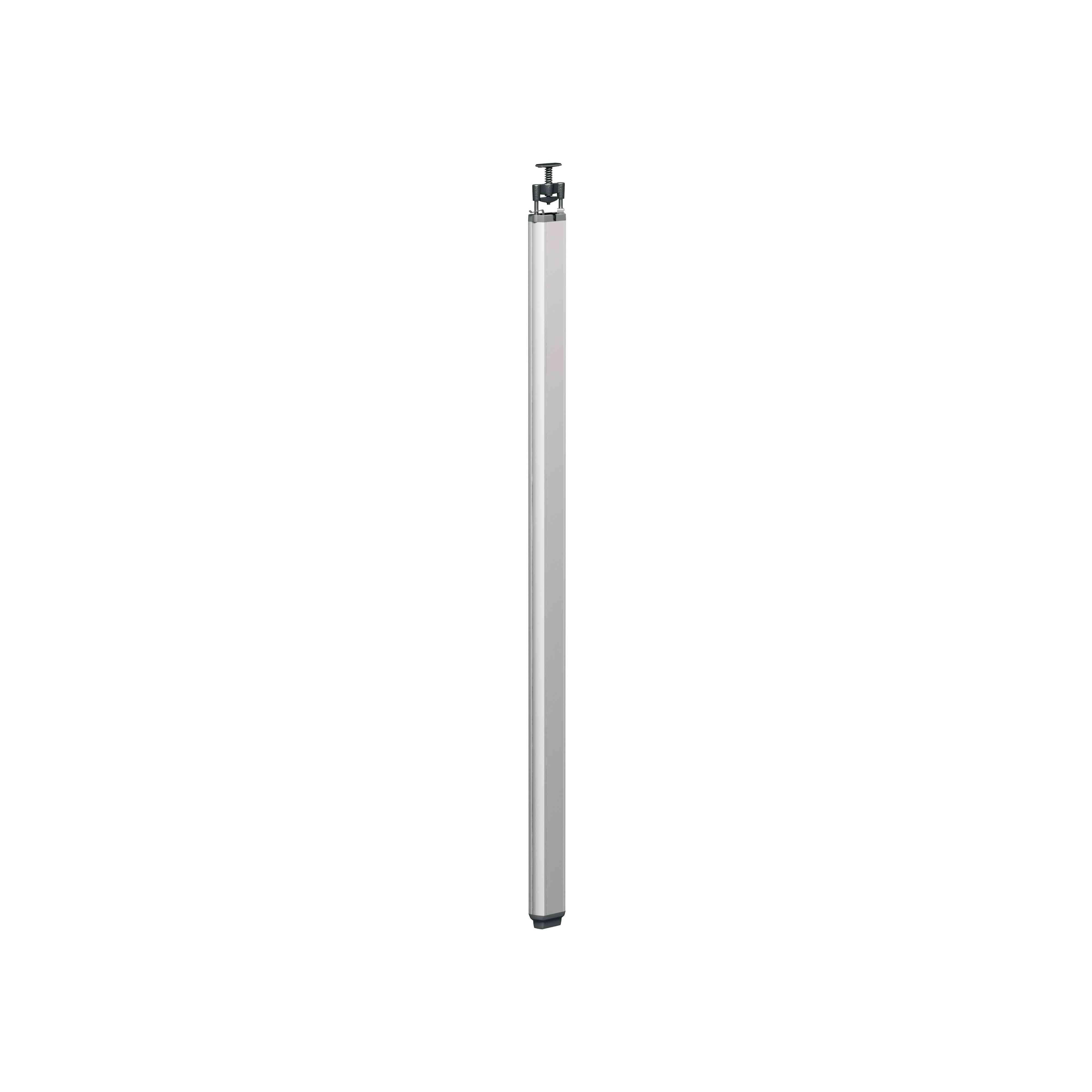 OptiLine 70 - pol - napetostno nameščen - enostr. - naravni - 4170 do 4570 mm