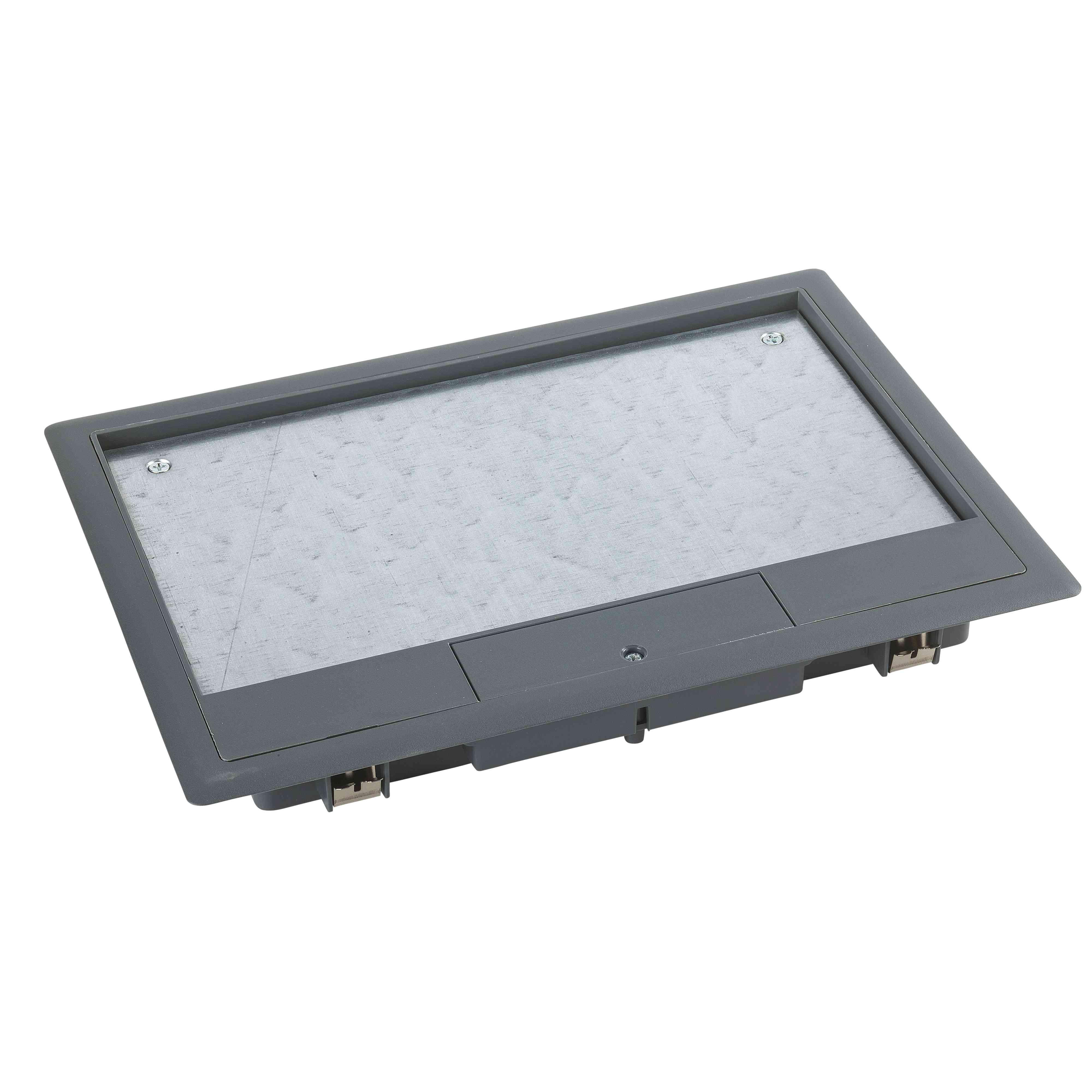 OptiLine 45 - talna škatla za dostop - brez modulov